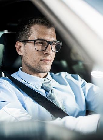 Brillengläser fürs Autofahren