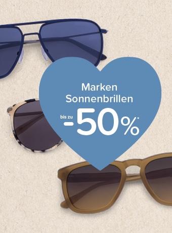 Sonnenbrillen zum Spar-Preis